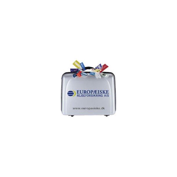 Årsafbestillingsforsikring - Europa