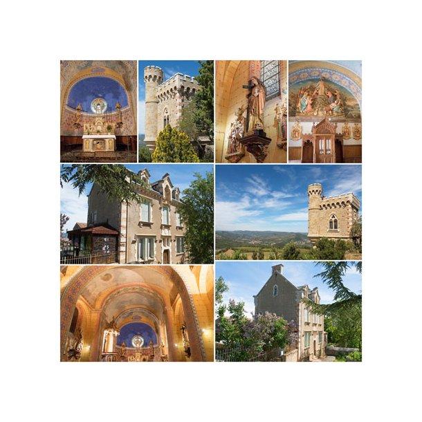 Mysterierejse til Frankrig 27. september - 8. oktober 2020